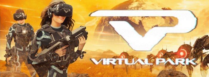 Chèque cadeau chez Virtual Park